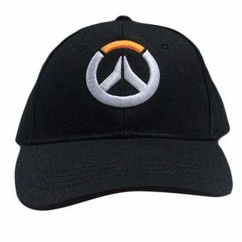 Harga Hequ new chic Fashion Overwatch Game Around Hat Peaked Cap Cosplay Black - intl