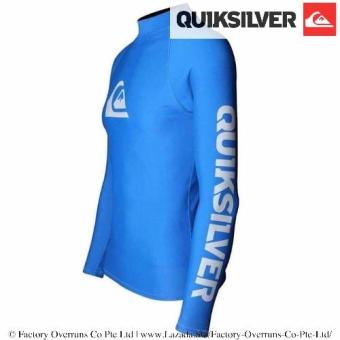 Harga BRANDED Long Sleeve Rash Vest / Rash Guard (Factory Overruns)