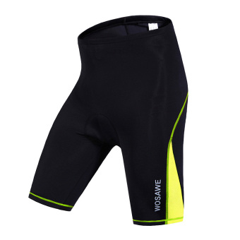 Harga Women Outdoor Breathable 3D Silica Gel Padded Bicycle Shorts Cycling Pants outdoorfree