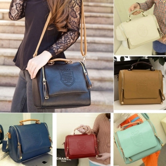 New Fashion Women Handbag Cross Body Shoulder Bag Messenger Bag - intl