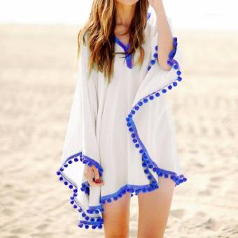 Harga Bikini cover up swimwear cover