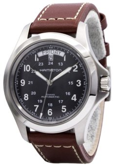 Harga Hamilton Khaki King Automatic H64455533 Men's Watch