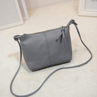 2015 summer new korean version of the influx of retro mini packet handbags soft leather washed leather shoulder bag diagonal package