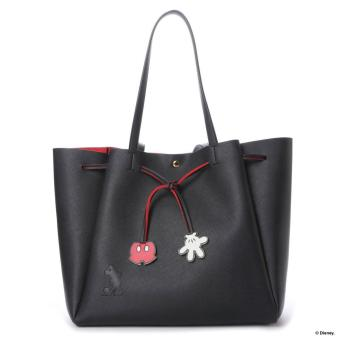 Harga Samantha Thavasa X COLOURS by Jennifer Sky Disney Mickey Mouse Edition Tote Bag (color: black)