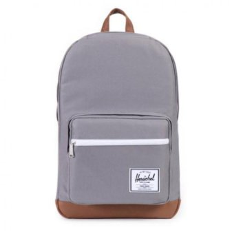Harga Herschel Supply Co - Pop Quiz - Grey/Tan