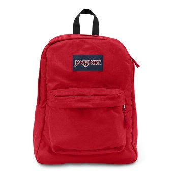 Harga Jansport Superbreak Red Tape