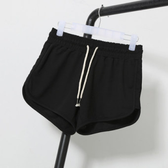 Harga Korean-style New style Loose and plus-sized sports shorts