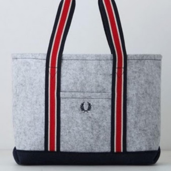 Harga Fred Perry Casual Tote Bag