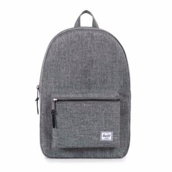 Harga Herschel Supply Co - Settlement - Raven Charcoal
