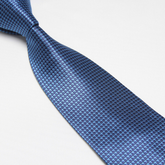 Harga Blue wide 8CM silk twill stripe tie male business formal tie groom wedding celebration wedding work