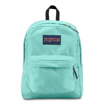Harga Jansport T5019ZG SUPERBREAK (AQUA DASH)