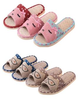 Harga LOVER BEDROOM SLIPPERS RED
