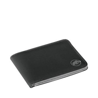 Harga MAMMUT FLAP WALLET(Black)