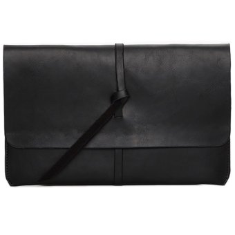 Harga Clutch Wallet Business Men Retro Evenring Handbag Crazy Horse