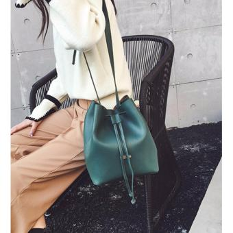 Harga FION BUCKET BAG (GREEN)