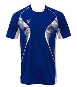 Harga FBT SPORTS JERSEY MENS #301 (ROYAL BLUE/WHITE)