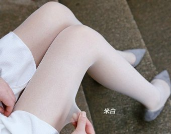 b71733dbc7b Japan spring and summer thin stockings anti hook wire cut any 0d anti off  silk pantyhose