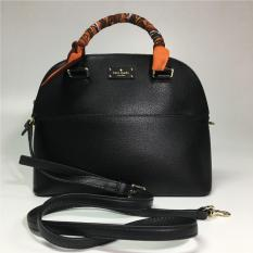 Kate Spade Grove Street Carli Leather Satchel Shoulder Crossbody Bag ... d98132194f84e