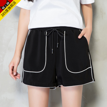 Korean-style loose student Slimming effect sports shorts