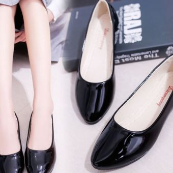 Korean-style New style spring and pointed shoes (Special price versatile Models)