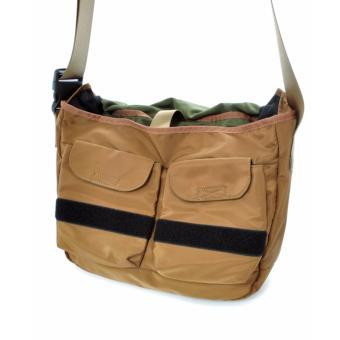 original anello urban street messenger bag AT-B1682 - COYOTE - 4