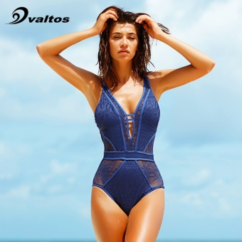 Sexy push up slimming Slim fit swimsuit one-piece swimsuit