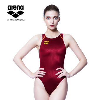 Special arena Arena Women's piece swimsuit professional athletic competition International Fina certification anti-Chlorine (2503-RDOG)
