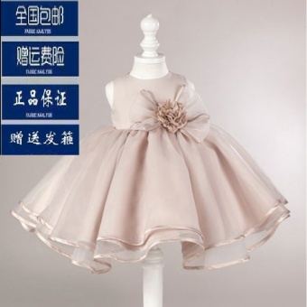 Summer princess dress girls dress