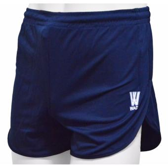 WAGA Boston Navy Running & Jogging Shorts