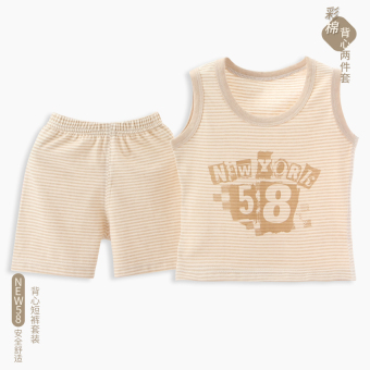 Yi Jia bei children's cotton vest (NEW58)