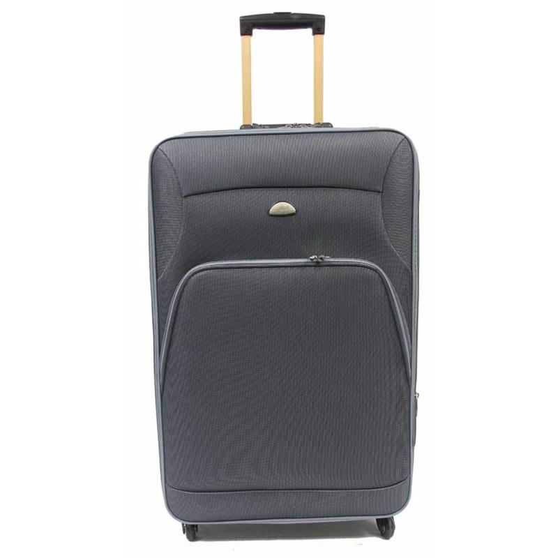 20 inch Cabin Size Softside Expandable Fabric Luggage with Spinner Wheels
