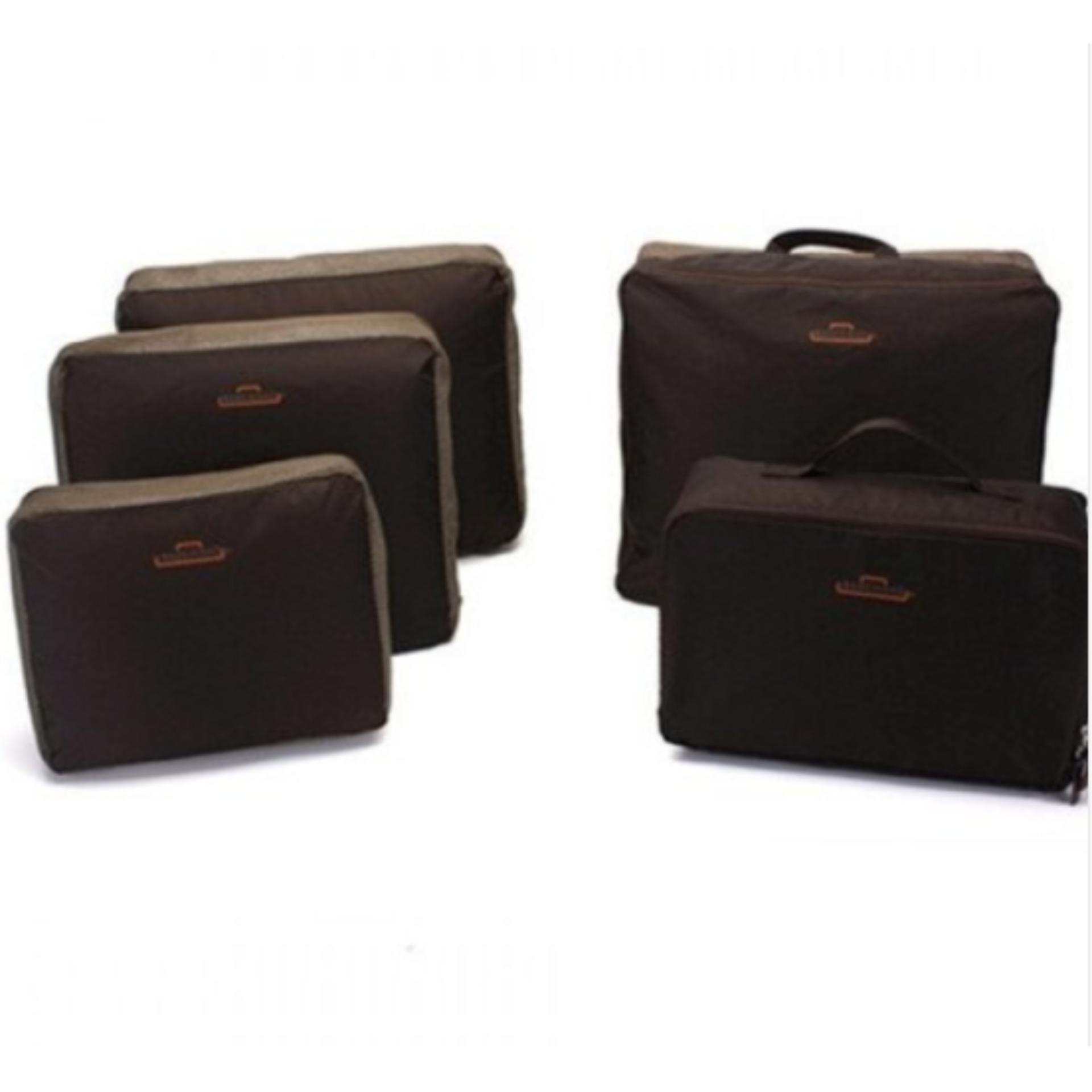 5-Piece Travel Organiser Set
