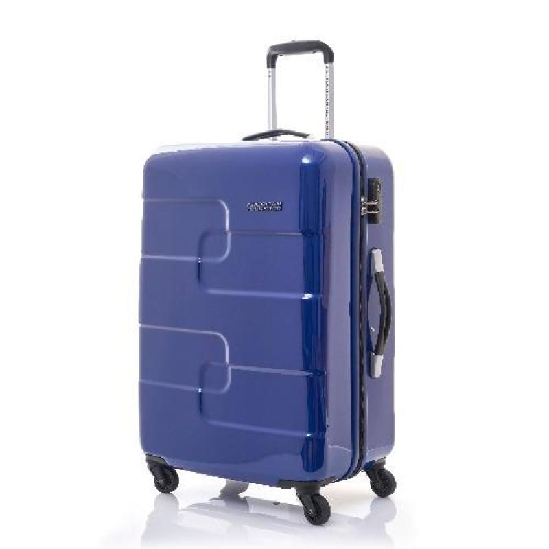 American Tourister Puzzle Cube Spinner 78 (Coral)