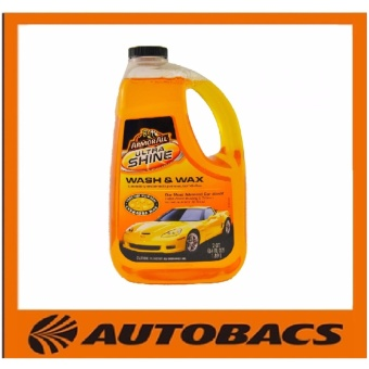 Harga Armor ALL Ultra Shine Wash & Wax 1.89L