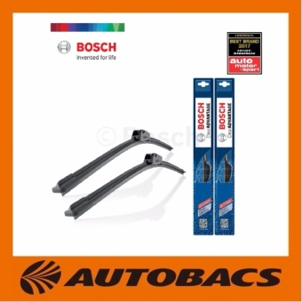 Bosch Clear Advantage Wipers for Honda Vezel/CHR(Yr13to17)