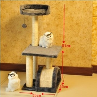 Cat toys Cat Scratch board small cat climbing frame cat litter cattree cat toys pet toys cat scratch post cat jumping