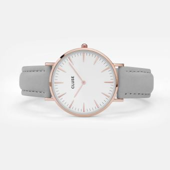 Cluse ROSE GOLD GREY Watch - intl - 3
