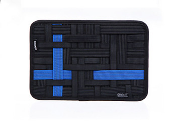 Harga Cocoon Grid-It Organizer (Blue-Stripes)-1 x 21 x 31 cm