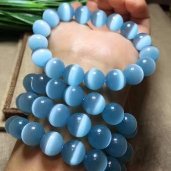 da bao fashion wild color opal bracelet pink yellow purple blue color crystal bracelets female models