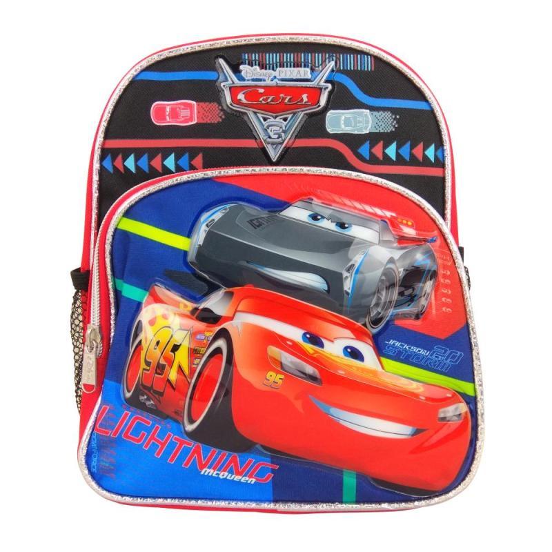 """Disney Cars 3 - Mini Backpack (10"""")"""