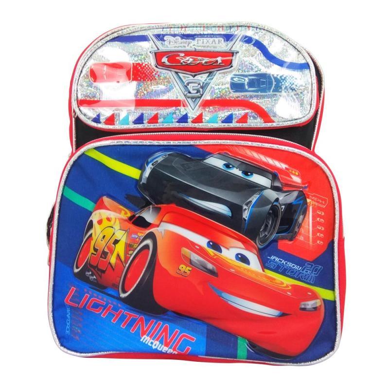 """Disney Cars 3 - Toddler Backpack (12"""")"""