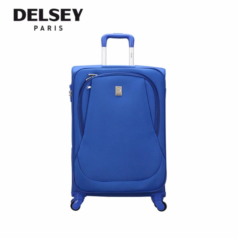 Eole 78cm 4 Wheel Trolley Soft Case (Light Blue) *New Arrival*