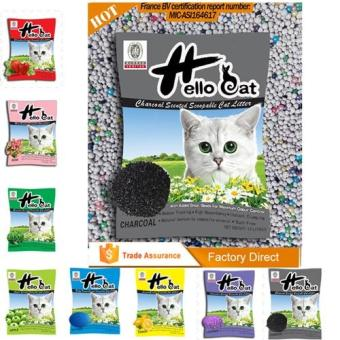 Hello Cat Scoopable Baby Powder Cat Litter 10L