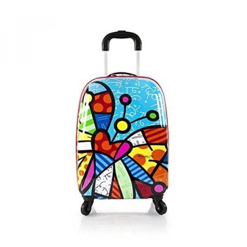 Heys America Unisex Britto Tween Spinner Butterfly Luggage - intl