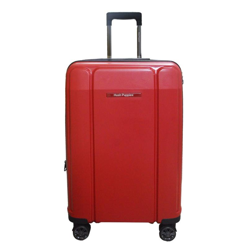 """Hush Puppies PP Expandable Spinner HP 69-4008 24"""" Red"""