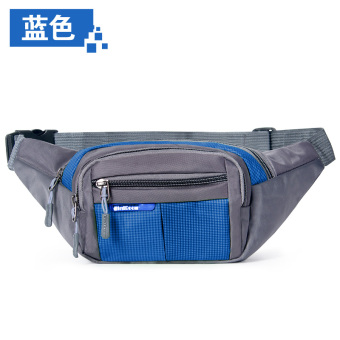 I casual shoulder multi-functional running I chest pack running bag