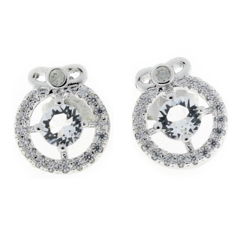 Harga Rylie Earrings (Crystals from Swarovski®)