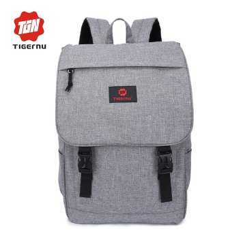 Harga Tigernu Casual Laptop Backpack for 12-15 inches Laptop(grey)