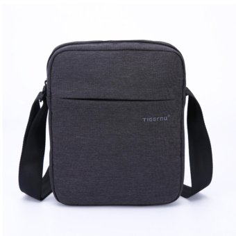 Harga Tigernu Waterproof Men's Shoulder Bag Business Travel Casual Bag - intl