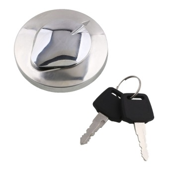 Harga OEM Gas Tank Cap Lock Cover +Keys For Honda Shadow VLX Rebel MAGNA FURY VT